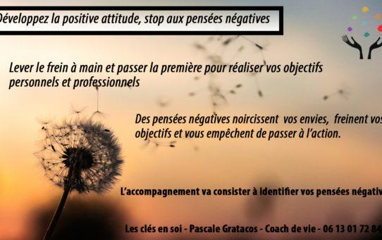 positive attitude Pascale Gratacos sophrologue chennevieres